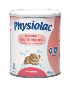Physiolac Episodes Diarrhéiques 0-12 Mois 400g