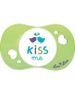 """Luc et Léa Sucette +6 mois physiologique """"KISS ME"""""""