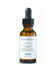 SkinCeuticals Serum 10 Sérum Antioxydant Rides Et Ridules  30 ml