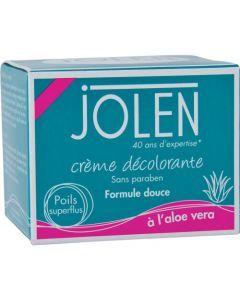 Jolen Crème Décolorante Formule Douce à l'Aloe Vera 30ml