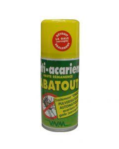 Abatout Laque Antiacariens Choc Fogger