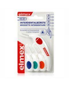 Elmex Brossettes Interdentaires Mix Set 4 Brossettes