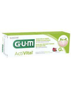 GUM Gel Dentifrice ActiVital 75 ml