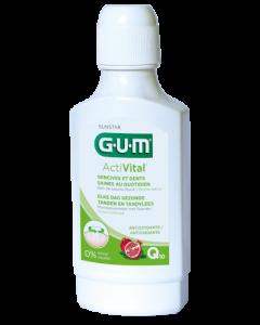 GUM Bain de Bouche ActiVital 300 ml