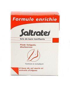 Saltrates Sels de Bain Tonifiants 10 Sachets