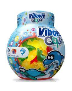 Vibovit Gomme Vitaminée Aqua Bocal de 50 Gommes