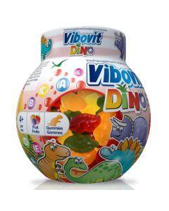 Vibovit Gomme Vitaminée DINO Bocal de 50 Gommes