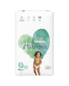 Pampers Harmonie Taille 5 Couches x58