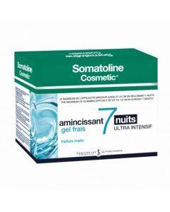 Somatoline Cosmetic Amincissant 7 Nuits Gel Frais Ultra Intensif 400ml