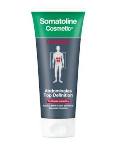 Somatoline Cosmetic Homme Abdominaux Top Définition Gel 200ml