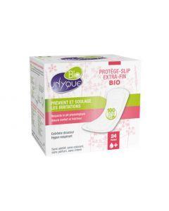 Unyque Bio Protège-Slip Pocket 100% Coton Bio x24