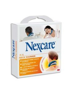 Nexcare Coldhot Neck Warmer 6 Recharges