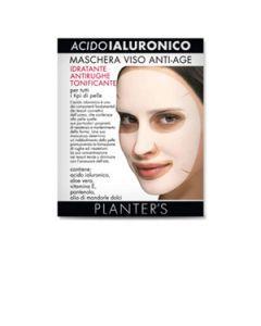 Planter'S Acide Hyaluronique Masque Visage Anti-âge Monodose
