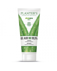 Planter'S Aloe Vera Gel Titré et Pur 99,9% 200ml