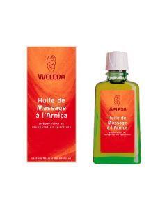 Weleda Huile De Massage A L'Arnica