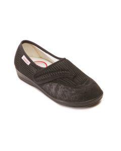 Gibaud Chaussures Alexandrie Noir Femme T38