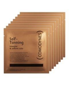 Comodynes Self-tanning 8 Lingettes Autobronzantes Intensive
