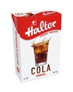 Halter Bonbons Sans Sucre Cola 40G