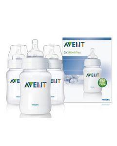 Avent Biberon Anti-coliques 330ml X3
