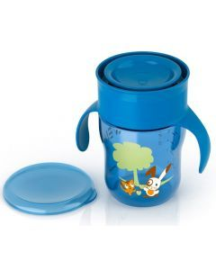 Avent Tasse d'Apprentissage Bleu 260ml