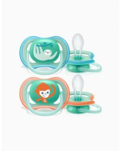 Avent Ultra Air 18mois+ 2 sucettes