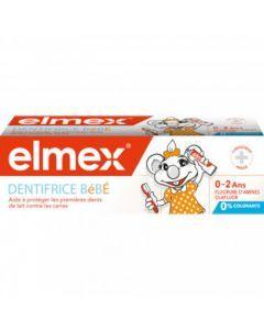 Elmex Dentifrice Bébé 0-2 ans 50ml