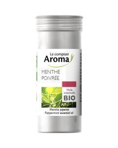 Le Comptoir Aroma Huiles Essentielles Menthe Poivree 10ml