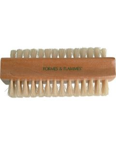 Forme & Flammes Brosse à ongles soie naturelle