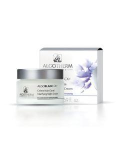 Algotherm Algoblanc Crème Nuit Clarté 50 ml