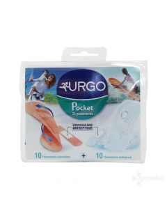 Urgo Pocket 20 Pansements
