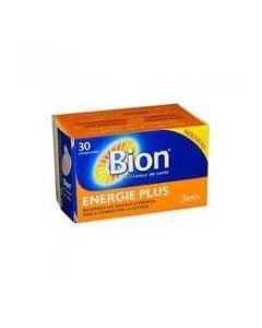 Merck Bion Énergie Plus 30 Comprimés