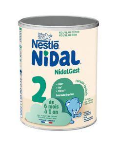 Nidal Plus 2 Boîte 800g