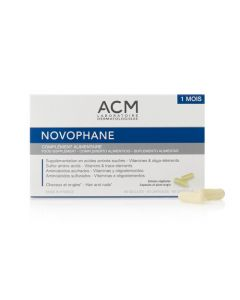 ACM Novophane Ongles et Cheveux 60 Gélules