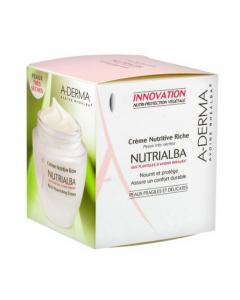 A-derma Nutrialba Crème Nutritive Riche 50ml