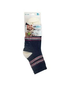 Airplus Aloe Cabin Chaussettes Hydratantes Homme Pointure: 41-49