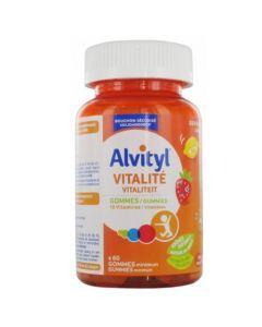 Alvityl Vitalité Immunité 60 Gommes minimum