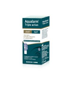 Aqualarm Triple Action Solution Ophtalmique Flacon 10ml