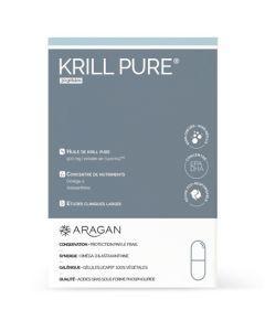 Aragan Krill Pure 30 gélules Licaps