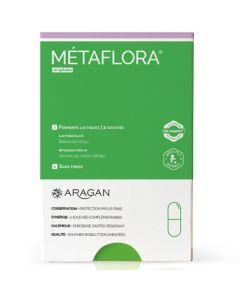 Aragan Metaflora Boite de 20 gélules