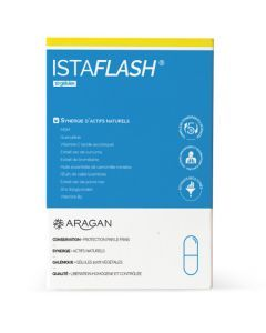 Aragan Istaflash Boîte de 10 gélules