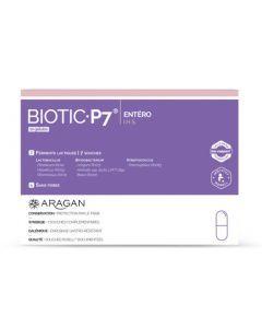 Aragan Biotic P7 Entéro 10 J Boîte de 10 gélules