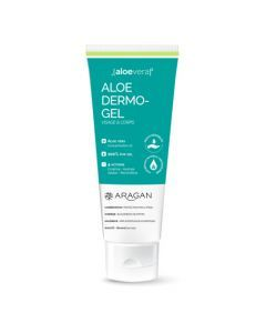 Aragan Aloe Dermo-Gel Tube 100 ml