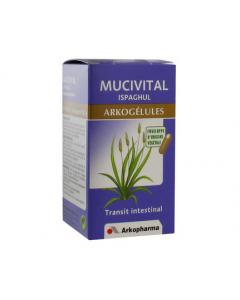 Arkopharma Arkogélules Mucivital Ispaghul 45 Gélules