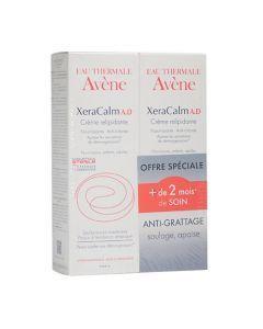 Avène Xeracalm A.D Crème Relipidante Lot de 2x200 ml