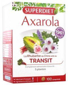 Superdiet Axarola Transit 100 Comprimés