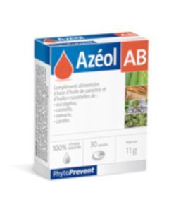 PhytoPrevent Azeol AB 30 capsules