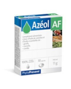 PhytoPrevent Azeol AF 30 capsules