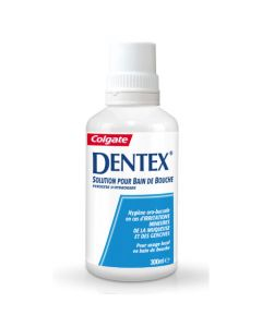 Dentex solution pour bain de bouche 300ml
