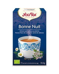 Yogi Tea Bonne Nuit 17 Infusions