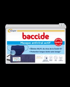 Masque antiviral actif Baccide